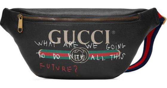 gucci-Black-Coco-Capitan-Logo-Belt-Bag