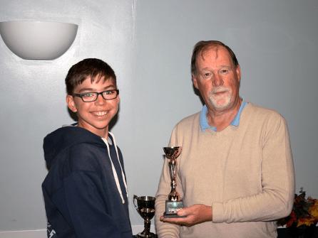 Tom Howeson - Under 105 Winner 2018