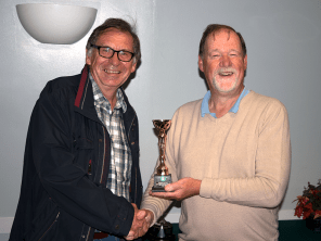 Chris Squires - Handicap Winner 2018