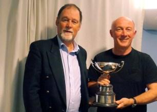 Bill McDougall - Club Champion 2016