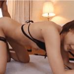 夏目優希 「お尻気持ちいいぃっ」アナルファックで尻穴をヒクヒクさせる変態美女