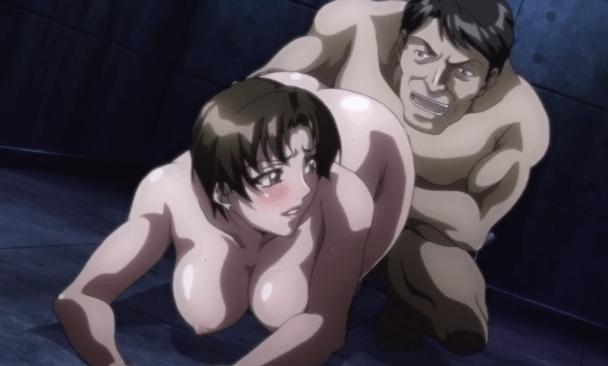 ☆エロアニメ☆卑劣な同僚教師にレイプされ、メスブタ調教、凌辱されていく新任の美人教師