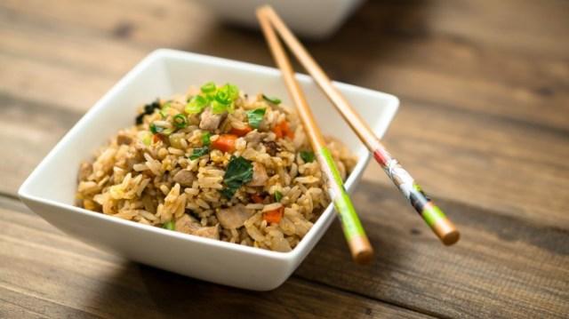 calories-là-gì-baisil-fried-rice