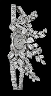 Vacheron Constantin with 310 diamonds