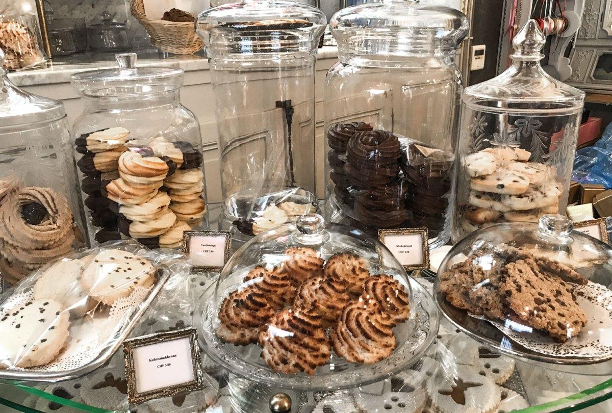 Irresistible Dessert Spot in Zürich: Conditorei Péclard
