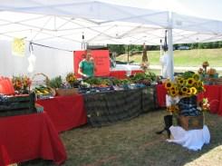Organic Vegetables from Chickadee Creek Farm with a CSA in Pennington, Princeton, Summit, Westfield, Metuchen and New Brunswick, NJ