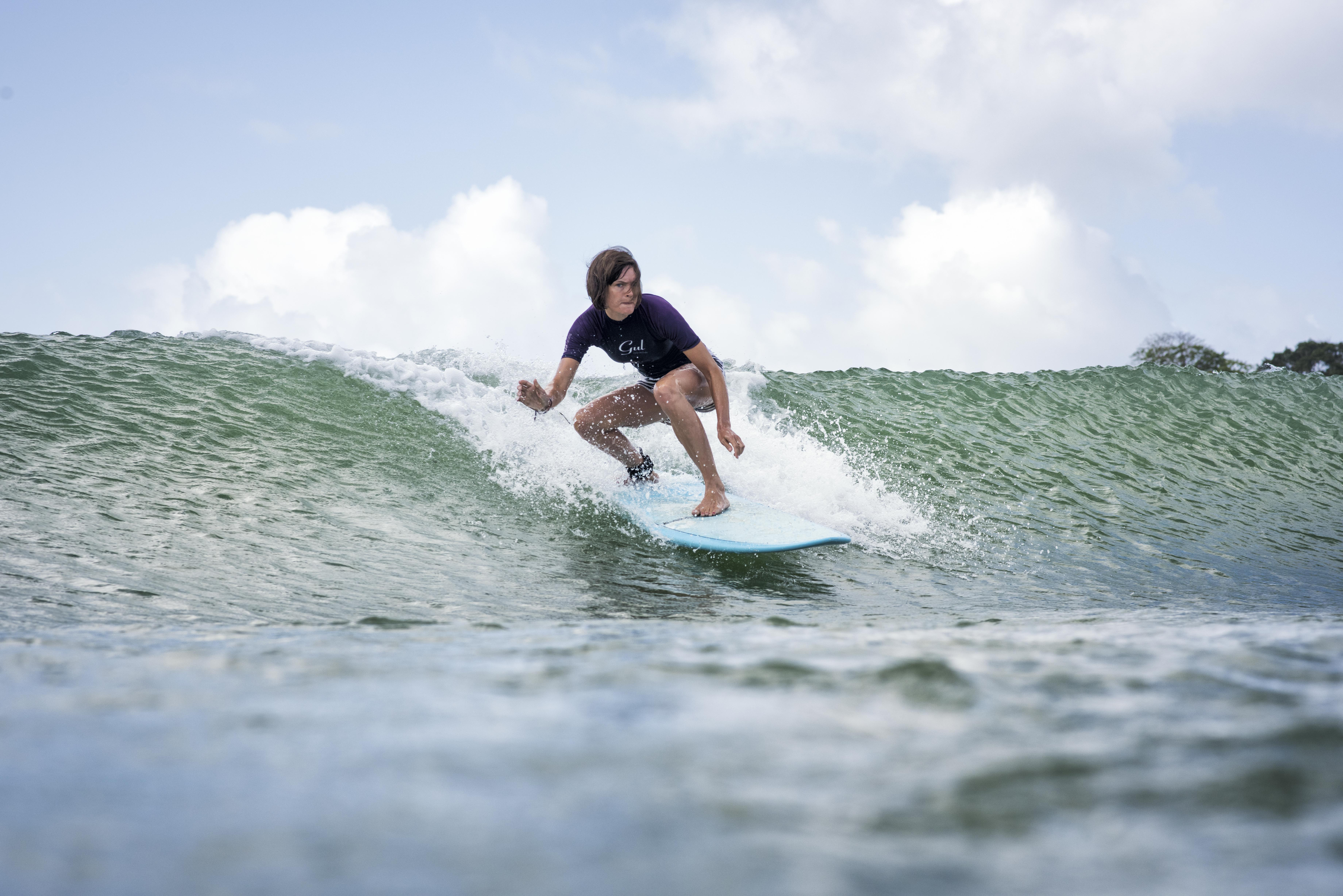 how to get started surfing