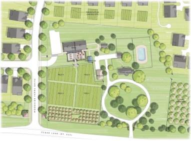 Woodside Farms Site Plan