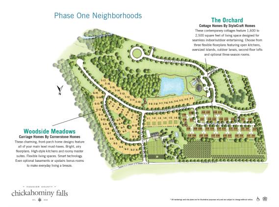 Phase One Neighborhoods