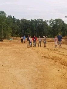The Barn Begins Construction 6/27/18