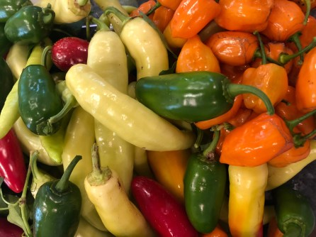 Peppers From The Farm
