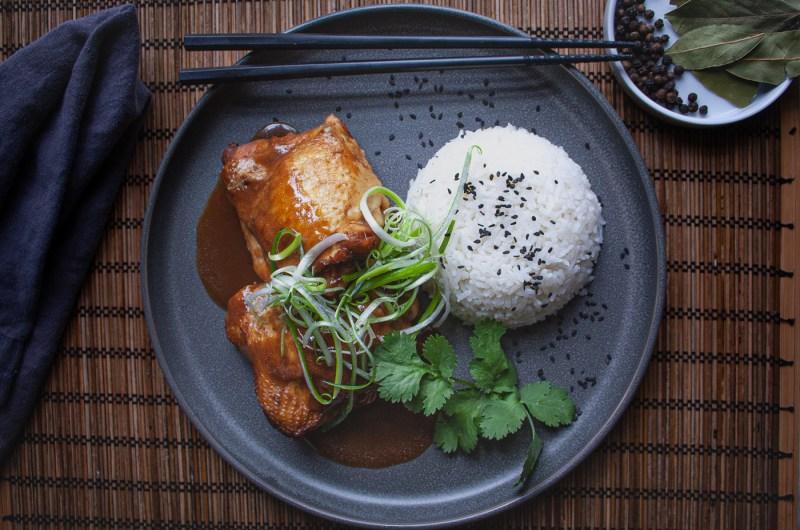 Chicken Thigh Adobo