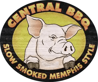 Central BBQ Old Logo