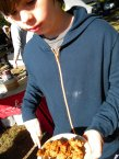 AJ & his fried oyesters