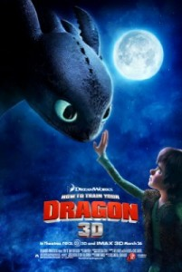 How to Train Your Dragon 201x300 - How to Train Your Dragon