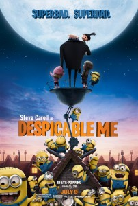 Despicable Me 202x300 - Despicable Me