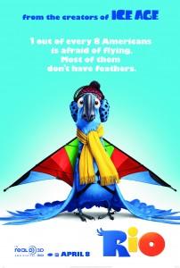 rio Rio VerA Poster rgb 202x300 - Angry Birds Crash Super Bowl Party to Promote New Flick