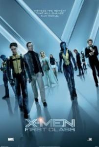 XMen First Class 202x300 - X-Men: First Class