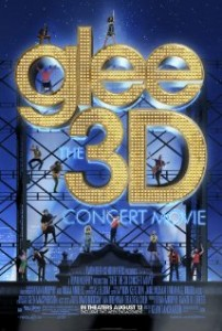 Glee 202x300 - Glee: The 3D Concert Movie