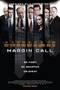 Margin Call poster 199x300 - Margin Call