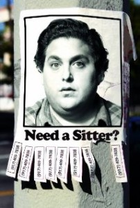 The Sitter poster1 202x300 - The Sitter