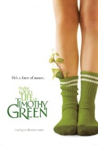 Timothy Green poster 202x300 - The Odd Life of Timothy Green