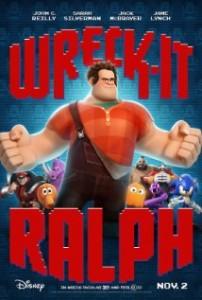 Wreck It Ralph poster 202x300 - Wreck-It Ralph