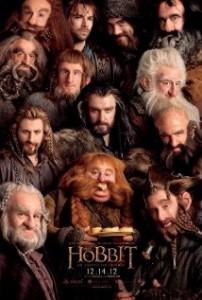 The Hobbit poster1 202x300 - The Hobbit: An Unexpected Journey