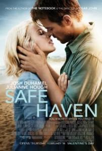 Safe Haven poster 202x300 - Safe Haven