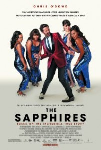 The Sapphires poster 202x300 - The Sapphires