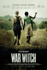 war witch poster02 202x300 - War Witch (Rebelle)