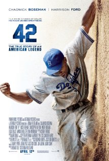 42 poster - 42 - The True Story of an American Legend