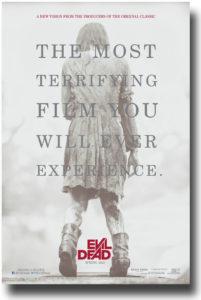 Evil Dead poster 201x300 - Evil Dead