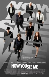 Now You See Me poster 192x300 - Now You See Me