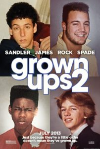 GU2poster 202x300 - Grown Ups 2