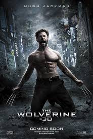 The Wolverine poster - The Wolverine