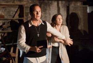 Wilson and Farmiga in The Conjuring 300x205 - The Conjuring