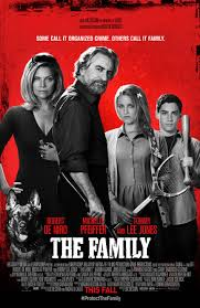 The Family poster - The Family