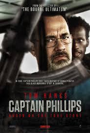 Captain Phillips movie poster - Captain Phillips