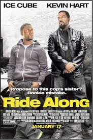 Ride Along poster - Ride Along