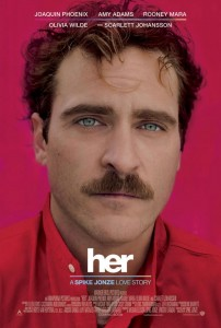 her movie poster 202x300 - Her