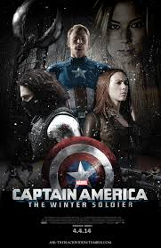 Captain America Winter Soldier poster - Captain America: The Winter Soldier
