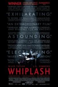 whiplash poster 202x300 - Whiplash