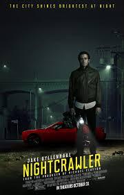 Nightcrawler poster - Nightcrawler