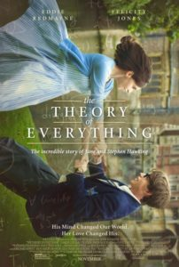 theory of everything Poster 202x300 - The Theory of Everything