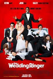 Wedding Ringer poster - The Wedding Ringer
