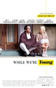 While Were Young poster 192x300 - While We're Young