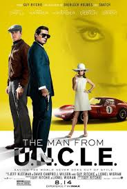 Man from Uncle poster - The Man from U.N.C.L.E.