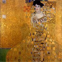 280px Gustav Klimt 046 - Woman In Gold