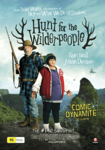 wilderpeople 210x300 - Mainstream Chick's Quick Takes: The Legend of Tarzan; The BFG; Hunt for the Wilderpeople